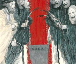 oedipus, greek mythology, and oidipus image