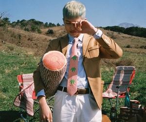 k-pop, concept photos, and kim namjoon image