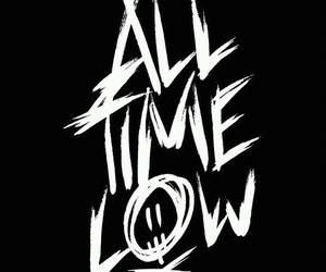 all time low and band image