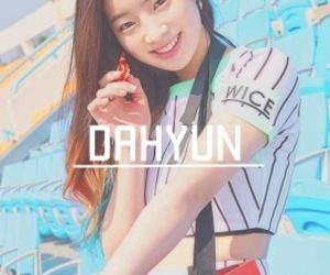 kpop, twice, and dahyun image