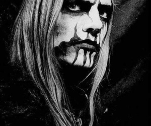 Black Metal, carach angren, and corpse paint image