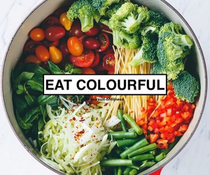 food, fit, and fitness image