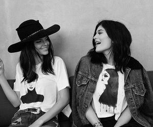 kendall jenner, kylie jenner, and sisters image