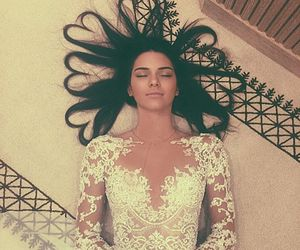 kendall jenner, hair, and Kendall image