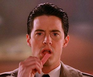 Twin Peaks, dale cooper, and Kyle MacLachlan image