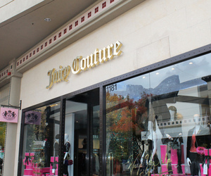 fashion, juicy couture, and store image