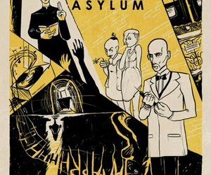 asylum, ahs, and american horror story image