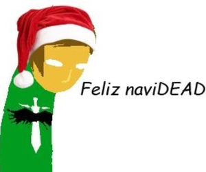 christmas hat, homestuck, and hussie image