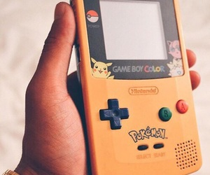 pokemon, game, and gameboy image