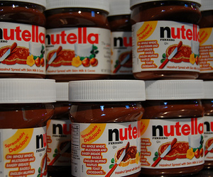 nutella, photography, and food image