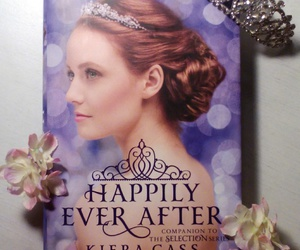 books, happily ever after, and the selection series image
