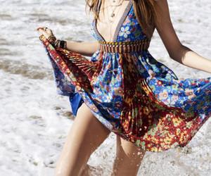 Behati Prinsloo, model, and dress image