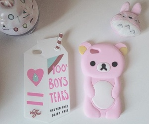 aesthetic, pink, and phone cases image