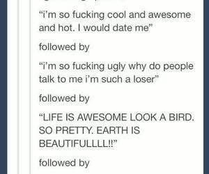 tumblr, funny, and life image