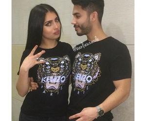 couple, Kenzo, and Relationship image