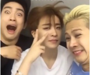 jackson, jinyoung, and youngjae image