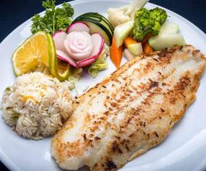 fish, healthy, and motivation image