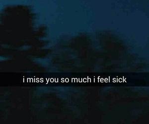 quote, sick, and sad image