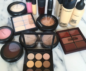 mac, makeup, and blush image