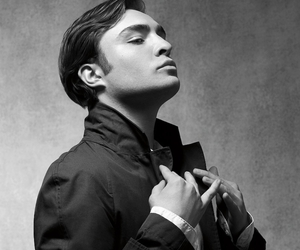 ed westwick and chuck bass image