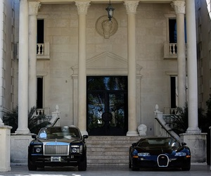 rich, luxury, and car image