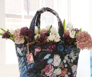 accessories, bags, and bouquet image