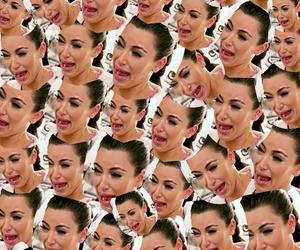 kim kardashian, kim, and funny image