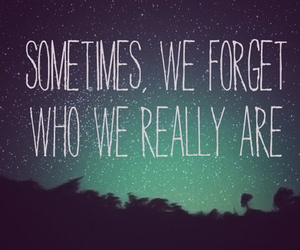quotes, forget, and sometimes image