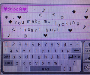 aesthetic, cyber, and emotions image