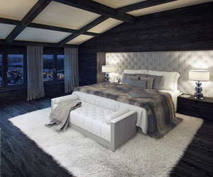 bedroom and contemporary image