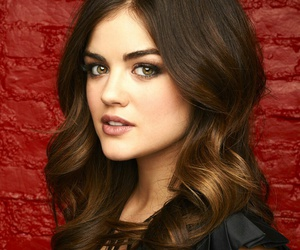 lucy hale and aria montgmery image