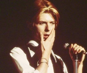 70s, david bowie, and fashion image