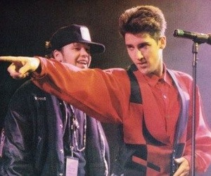 90s, concert, and donniewahlberg image