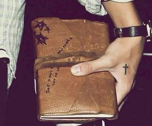 Harry Styles, one direction, and diary image