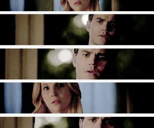 story, steroline, and tvd image