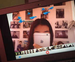 macbook, photo booth, and tumblr image