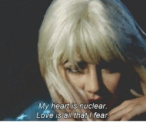 marina and the diamonds, love, and fear image