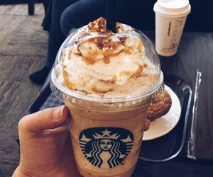 coffee, Nanjing, and frappuccino image
