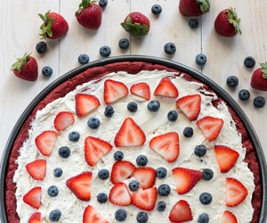 food, FRUiTS, and cake image