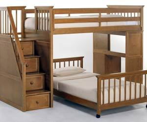 adorable, bed, and loft image