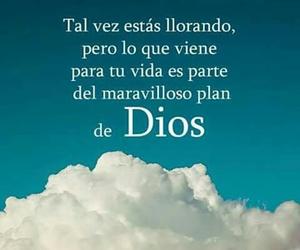 dios, biblia, and versículos image