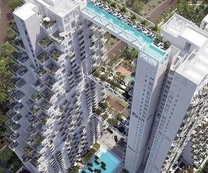 pool and singapore image