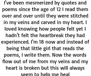 breakup, ex, and heartbreak image