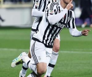 Juventus, alvaro morata, and andrea barzagli image