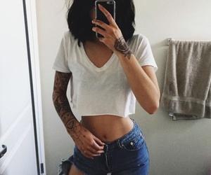 acacia brinley, tattoo, and body image