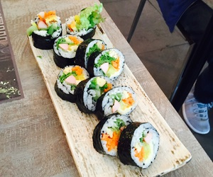 delicious, food, and korean image