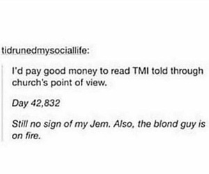 church, the mortal instruments, and alec lightwood image