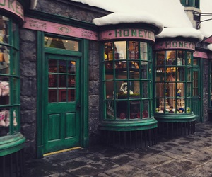 california, potter, and wizard image