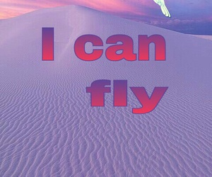 birds and i belive i can fly image