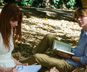 paul dano, Zoe Kazan, and ruby sparks image